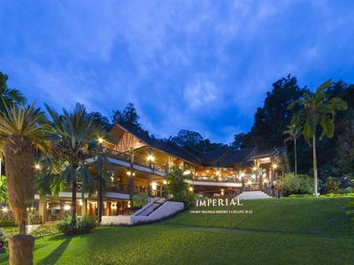 imperial golden triangle resort chiang rai hotel