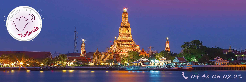 circuit privé en Thailande