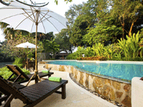 lampang river lodge piscine