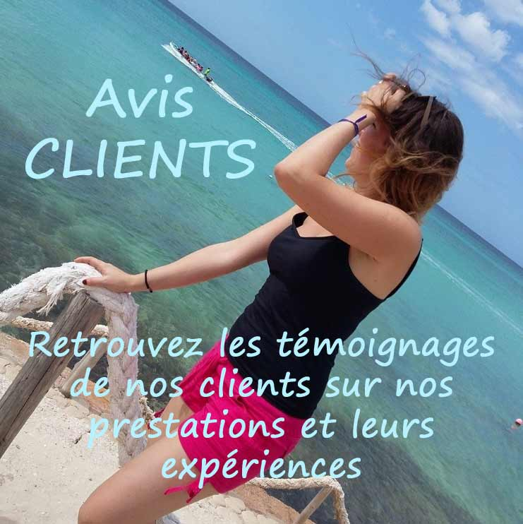 photo avis clients